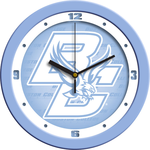 Boston College Eagles - Baby Blue Wall Clock
