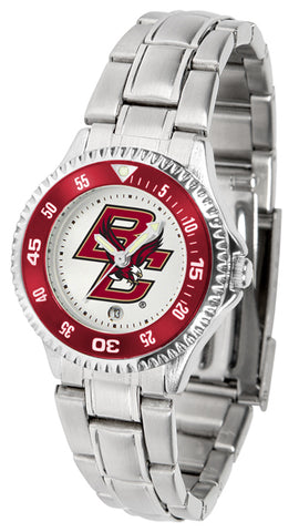 Boston College Eagles - Competitor Ladies Steel Watch