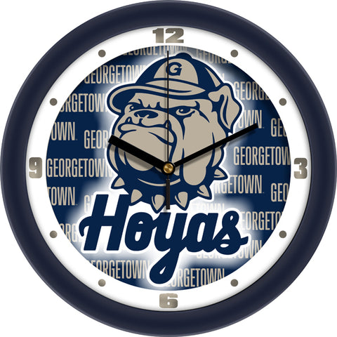 Georgetown Hoyas - Dimension Wall Clock
