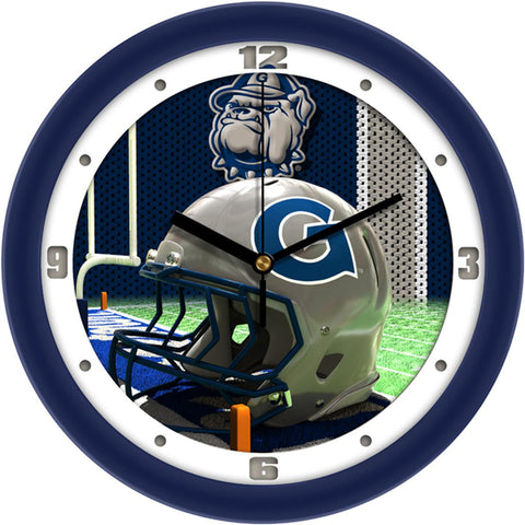 Georgetown Hoyas - Football Helmet Wall Clock