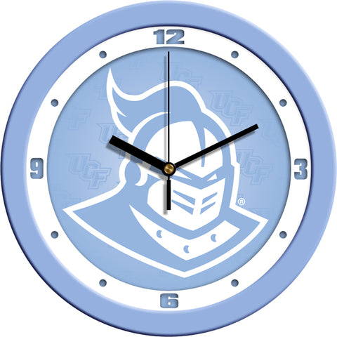 Central Florida Knights-Baby Blue Wall Clock