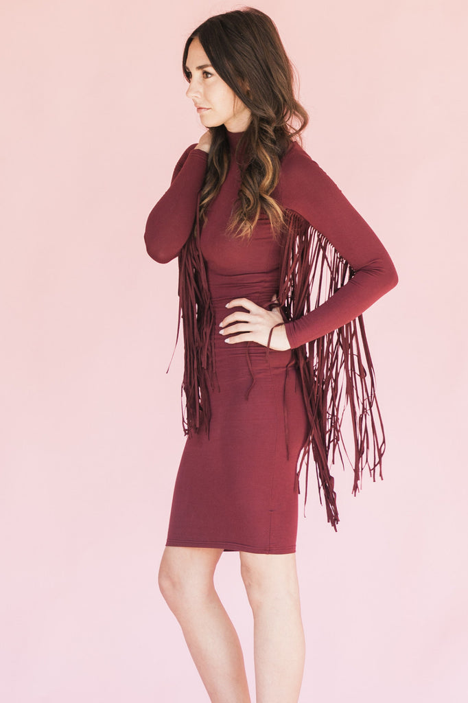 On the Fringe Dress - NTYLS