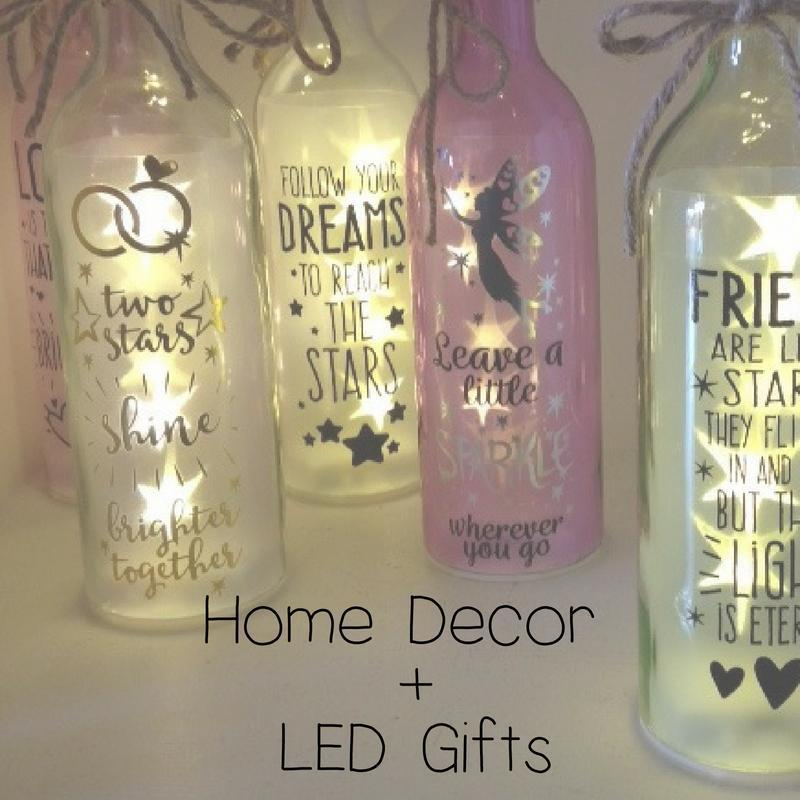 Home Decor + LED Gifts