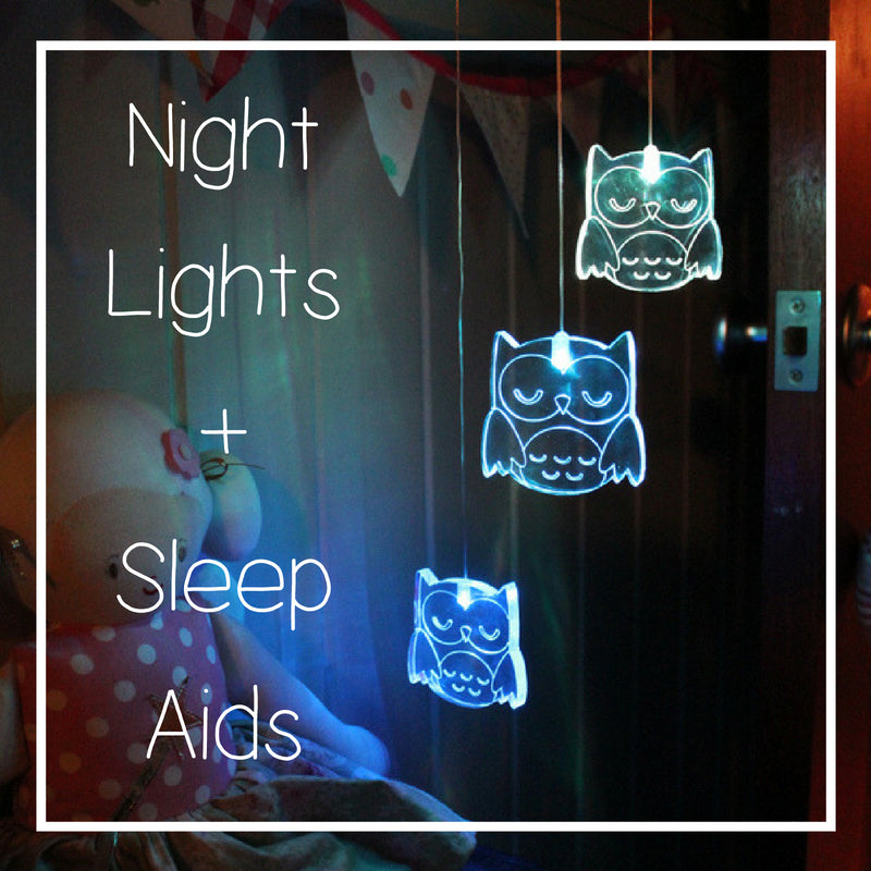 Night Lights and Sleep Aids