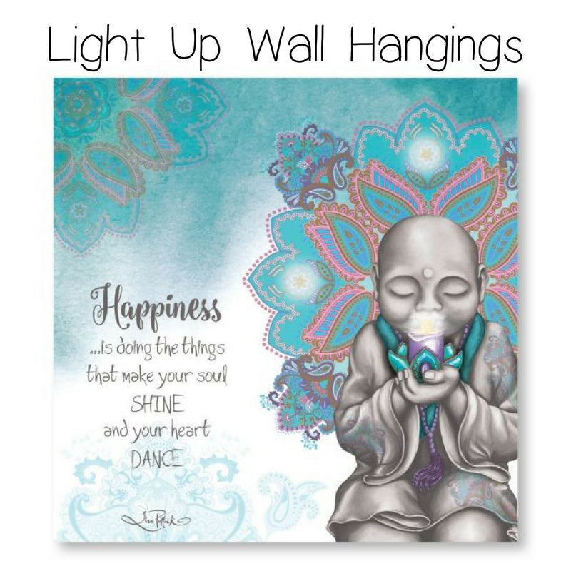 Light Up Wall Hangings