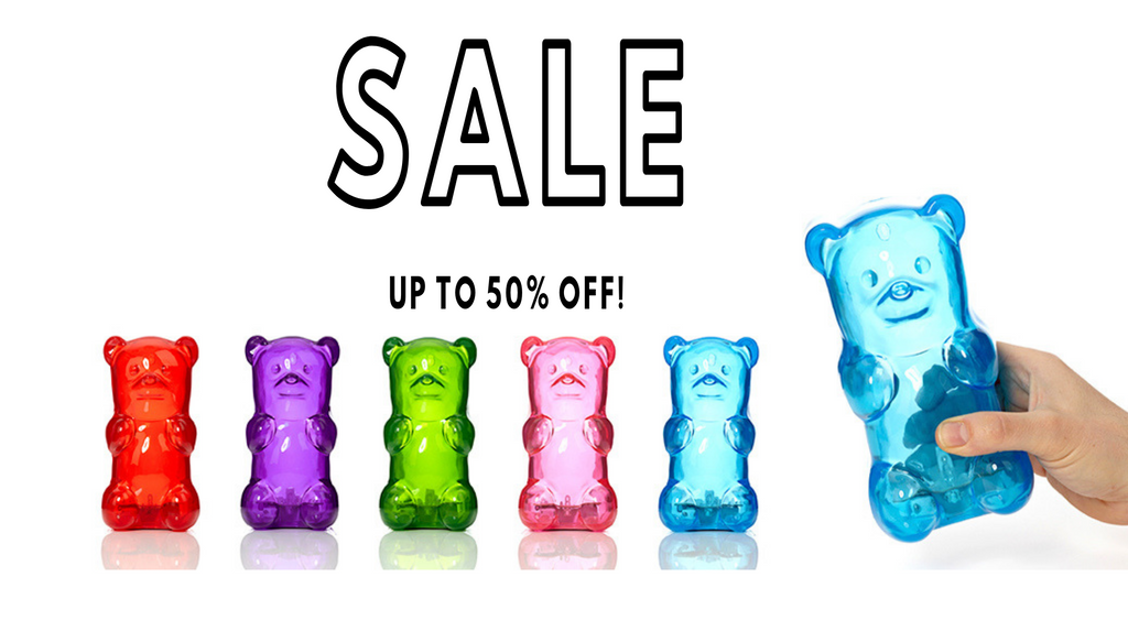 Gummybear Nightlights