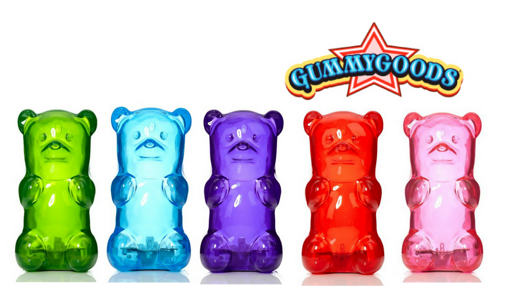 Gummybear Night Lights