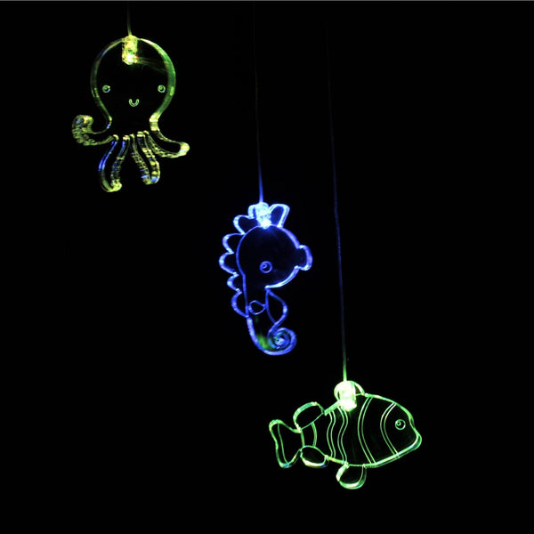 Mobile Sea with timer Mobiles Night Light