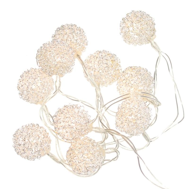 Artisan Ball - Battery String Light Delight Decor House Of Little Dreams