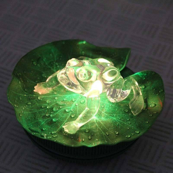 Floating Light Frog Outdoor Lights - Battery Night Light