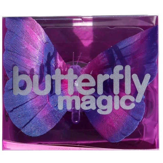 Butterfly Magic Purple Fun Light Ups Night Light