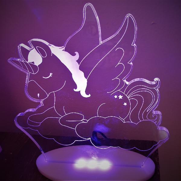 My Dream Light Unicorn Nightlight