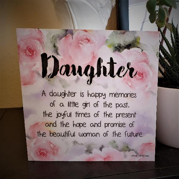 Enlightened Wishes LED Daughter