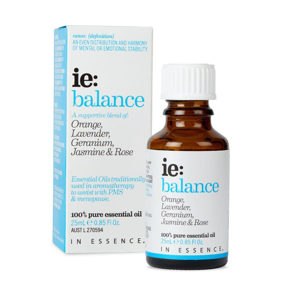 In Essence Balance Essential Oil Blend 25ml