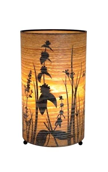 Meadow Lamp Cylinder Large - Micky & Stevie Table Lamp Night Light