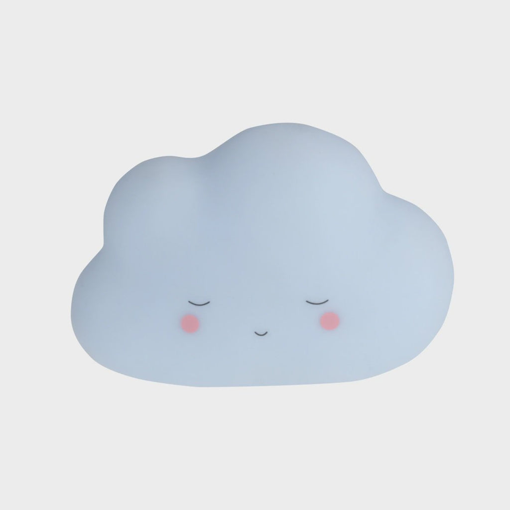 Little Dreams Cloud Blue Fun Light Ups Little Dreams House Of Little Dreams