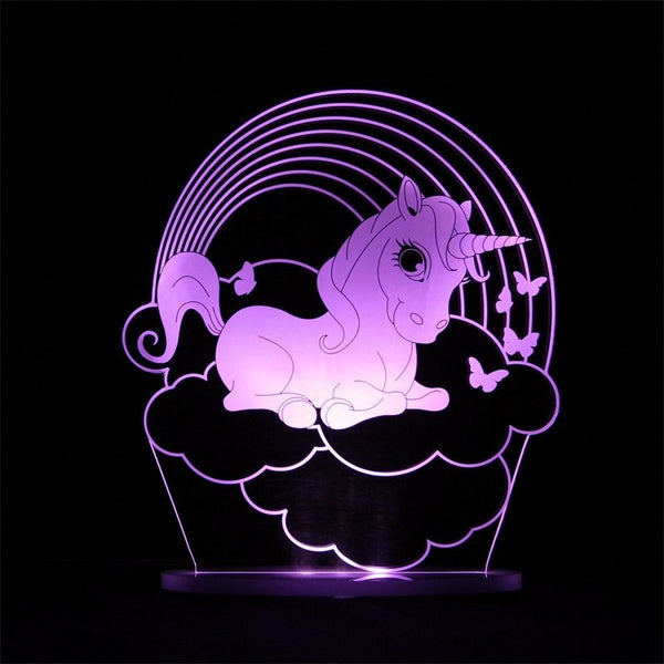 My Dream Light Unicorn Dimmable Night Light Night Light