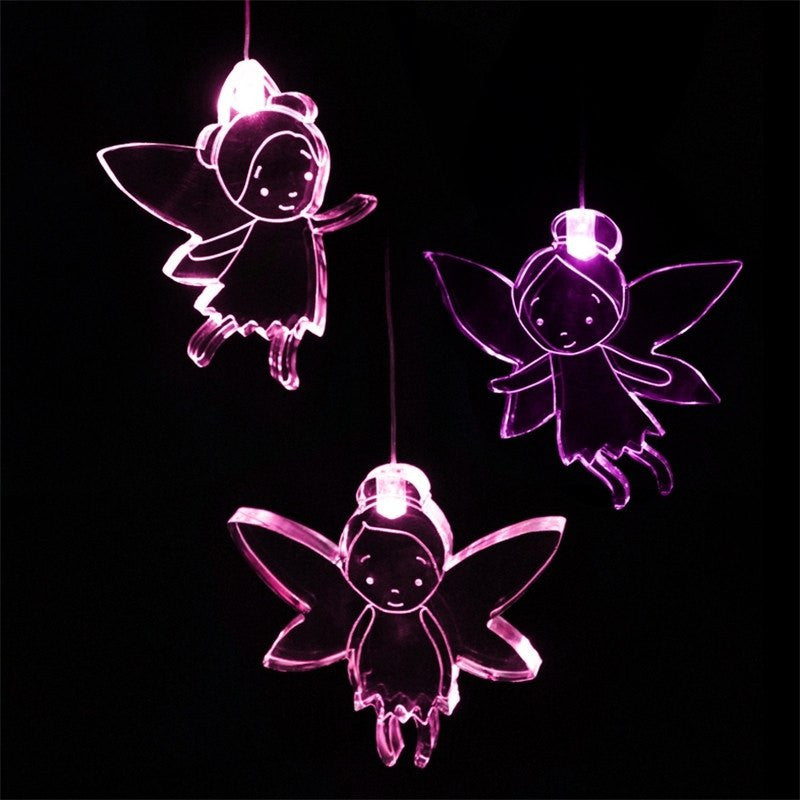 Mobile Fairy w Timer Mobiles Night Light