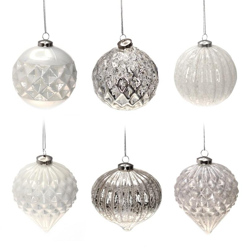 Glass Bauble Pack