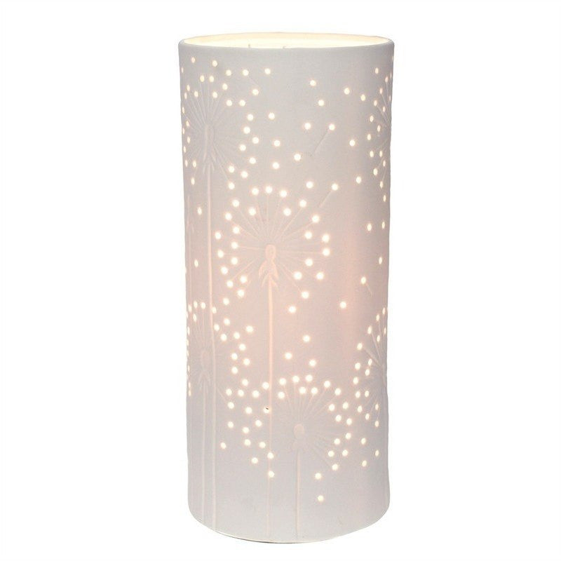 Dandelion - Ceramic Lamp Table Lamp Night Light