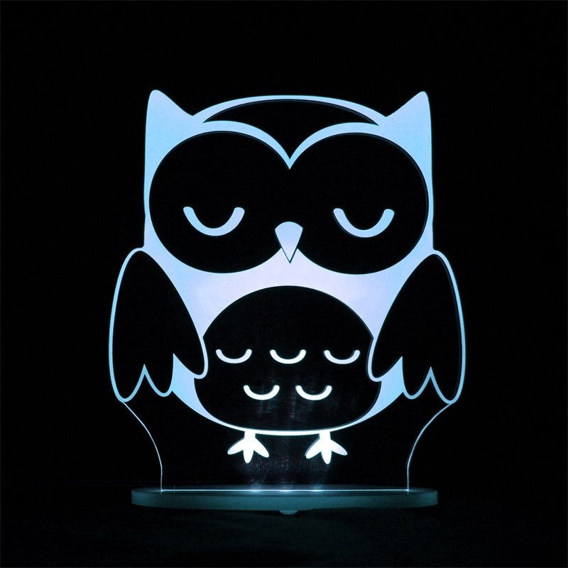 My Dream Light Owl Lamp My Dream Light House Of Little Dreams