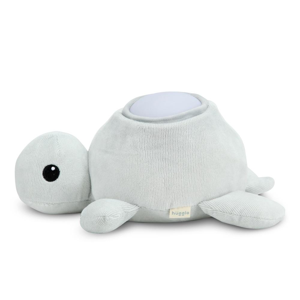 Hugglo Turtle Grey Plush light Hugglo House Of Little Dreams