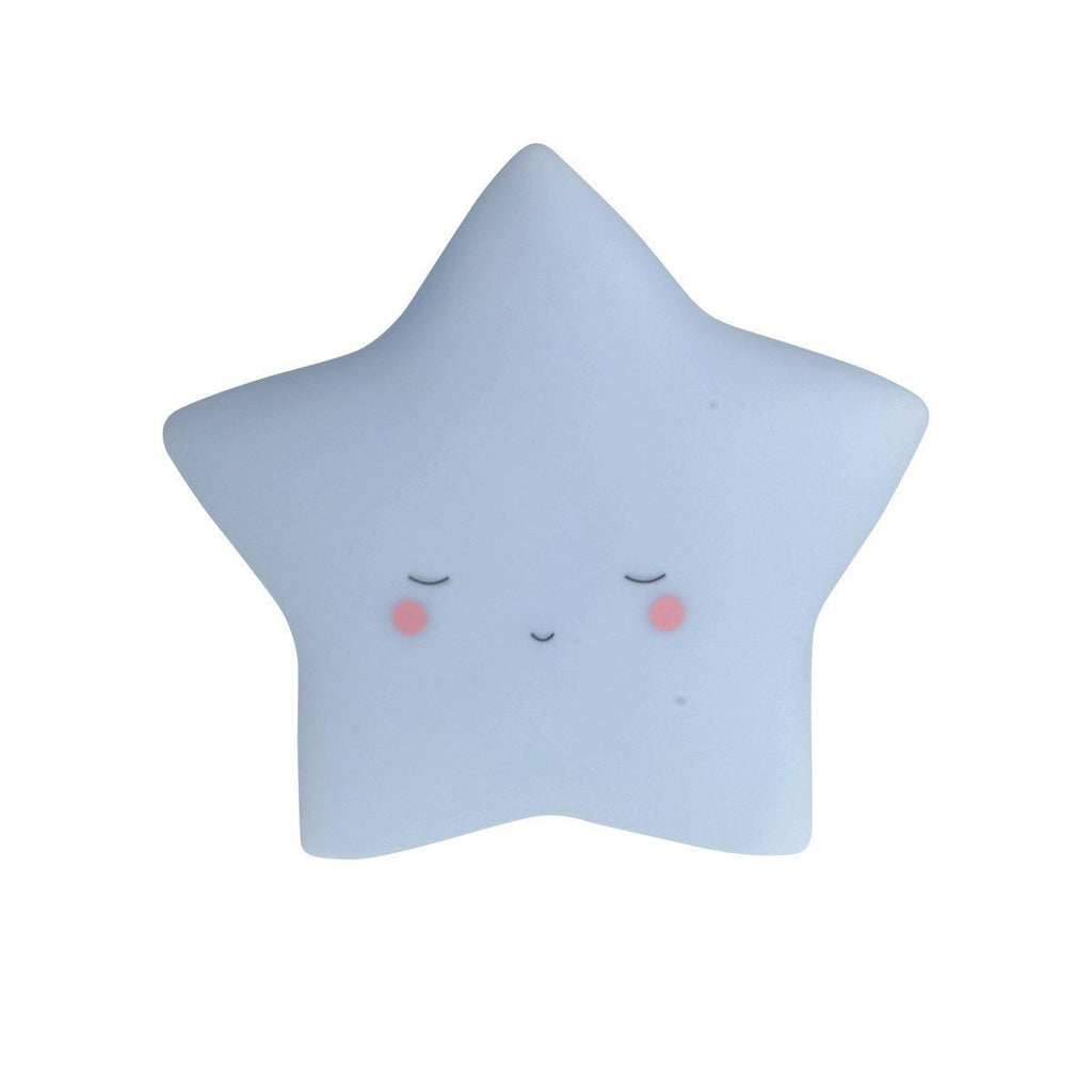 Little Dreams Star Baby Blue Fun Light Ups Little Dreams House Of Little Dreams