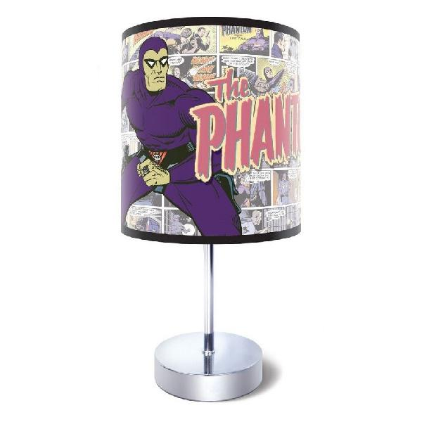 The Phantom Comic Strip table Lamp Lamp Wicked Replicas House Of Little Dreams