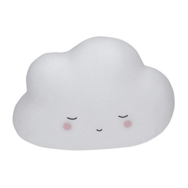 Little Dreams Medium Cloud White Lamp Little Dreams House Of Little Dreams