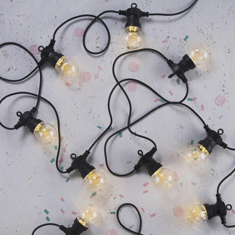 Festoon Lights LED Clear