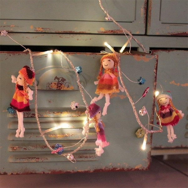 Dollies - Electric Electric String Night Light