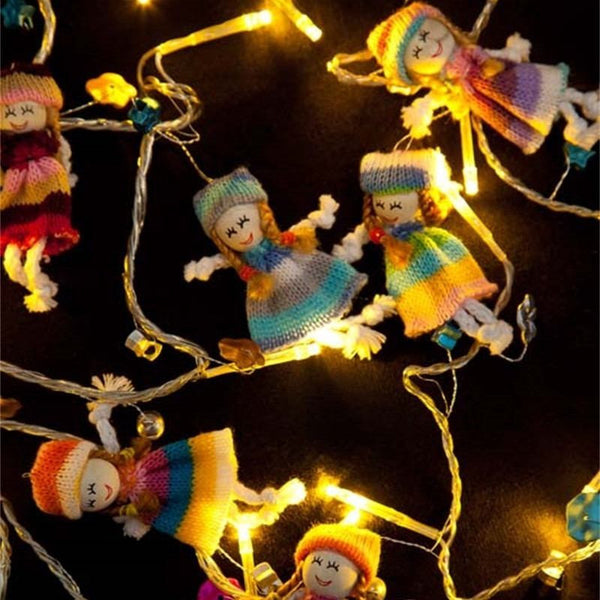 Dollies - Battery Battery String Night Light