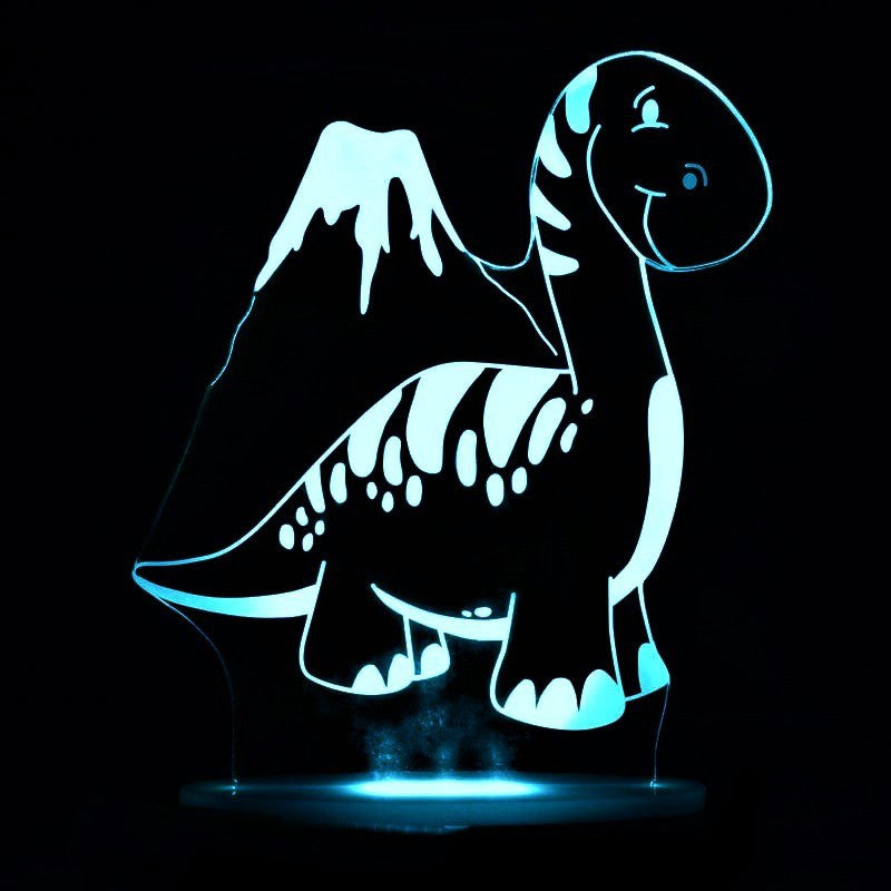 My Dream Light Dinosaur Lamp My Dream Light House Of Little Dreams