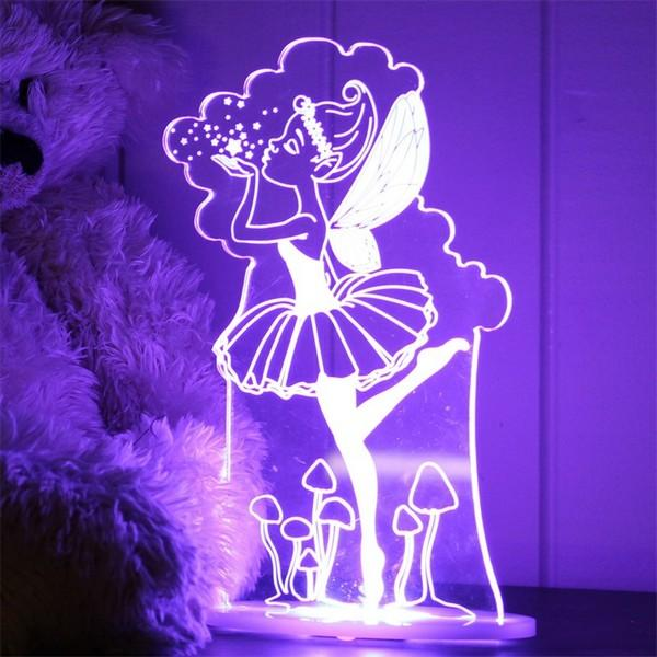 My Dream Light Fairy Nightlight