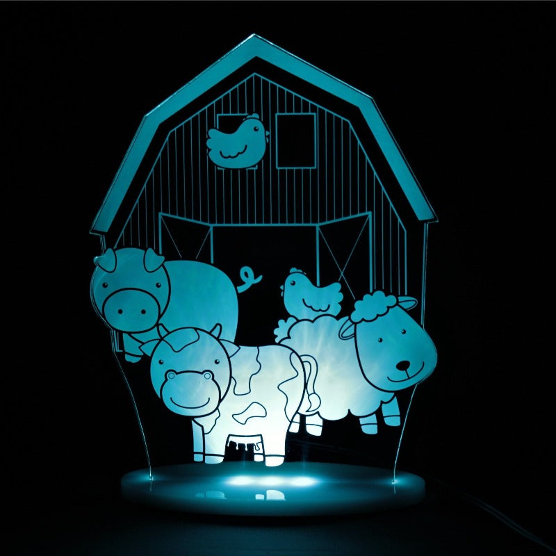 My Dream Light Farmyard Kids Lamps Night Light