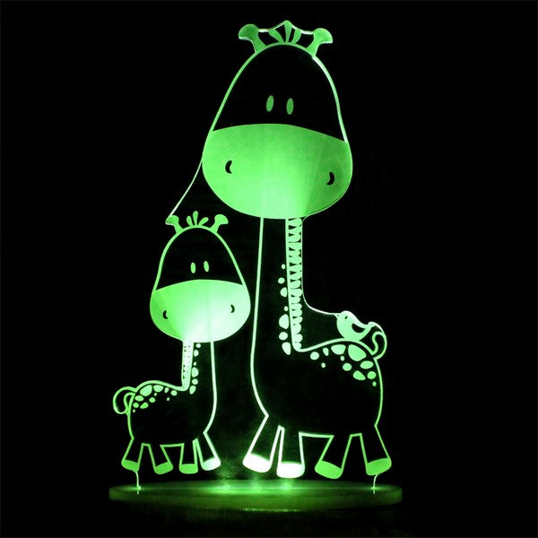 My Dream Light Giraffe Nightlight