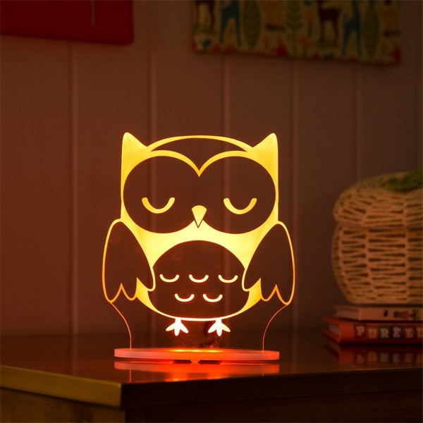 My Dream Light Owl Kids Lamps Night Light
