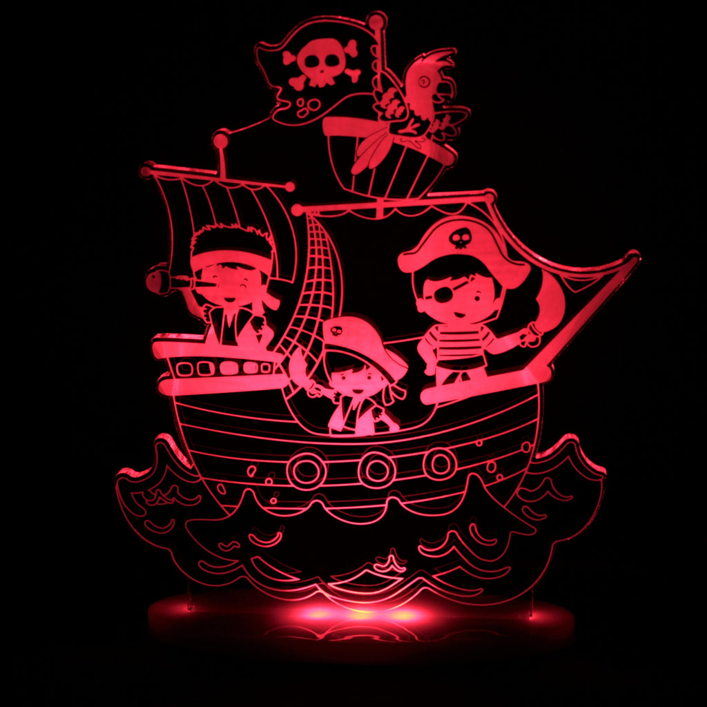 My Dream Light Pirate Nightlight