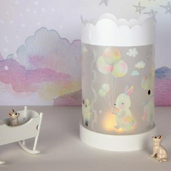 Table Lamp Animal Parade