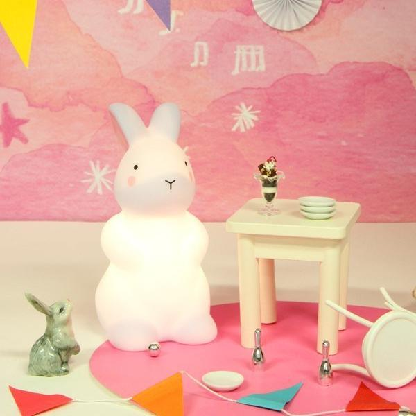 Rechargeable Bunny Night Lights