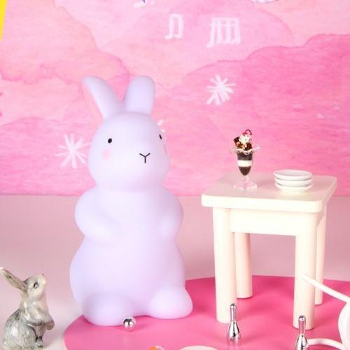 Bunny Light Small White