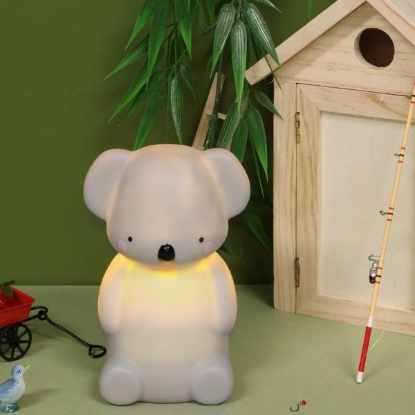 Koala Rechargeable Night Light Fun Light Ups Teeny & Tiny House Of Little Dreams