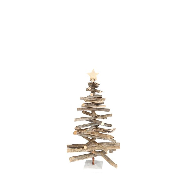 Driftwood Christmas Tree Small