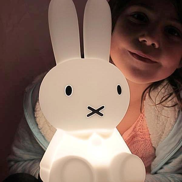 Miffy My First Lamp