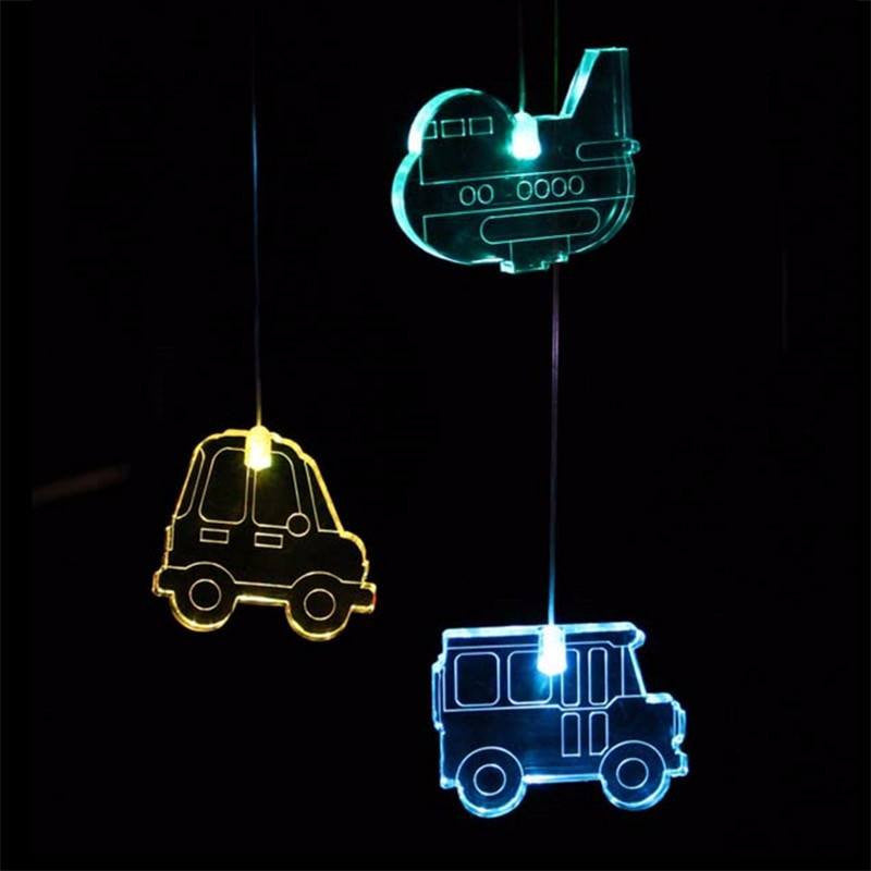 Mobile Transport w Timer Mobiles Night Light