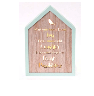 LED House Light Box Home Blessing Home Decor Arton House Of Little Dreams