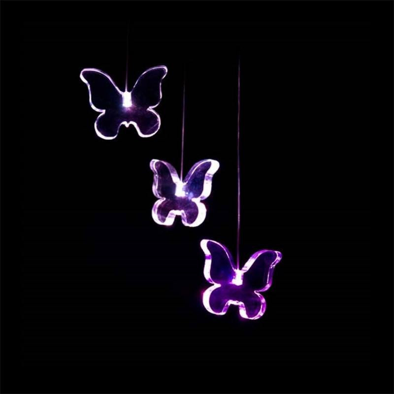 Mobile Butterfly w Timer Mobiles Night Light