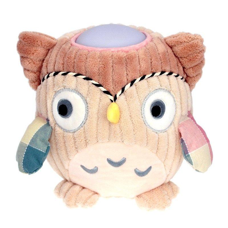 Hugglo Owl Plush light Hugglo House Of Little Dreams
