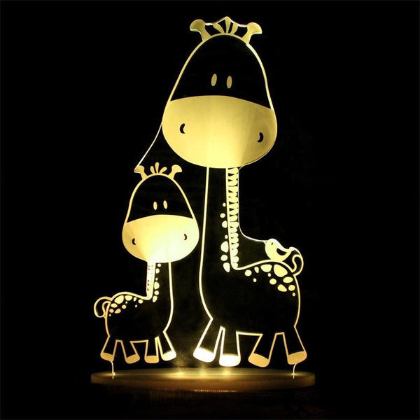 My Dream Light Giraffe Kids Lamps Night Light