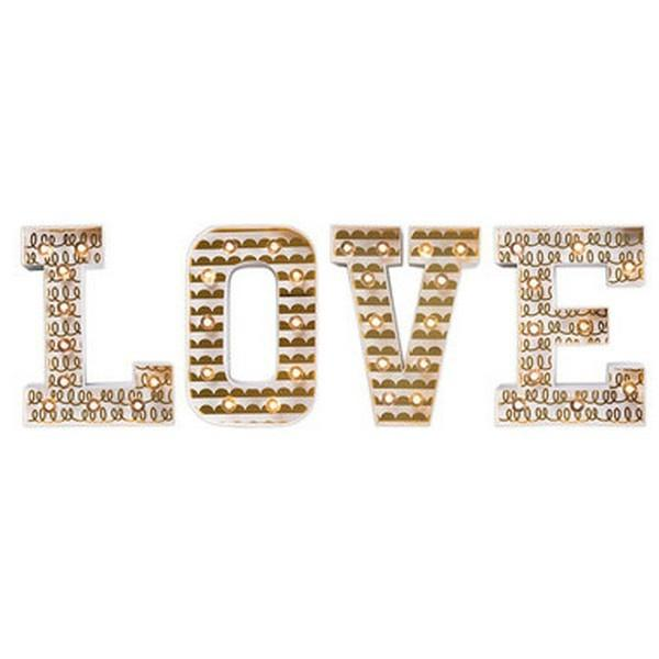 LOVE Marqueee Letters Fun Light Ups The Little Paper Co House Of Little Dreams